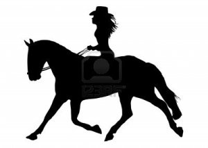 cowgirl-riding-horse